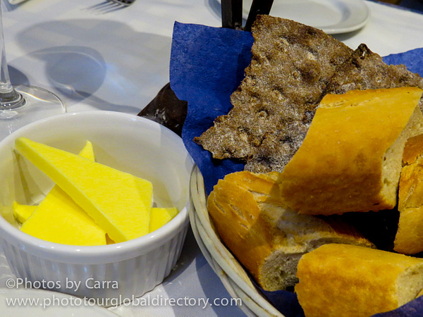 F Suomenlinna 44 butter and bread by Carra Riley
