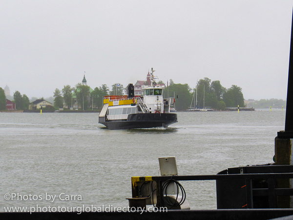 F Helsinki Ferry 2 by Carra Riley