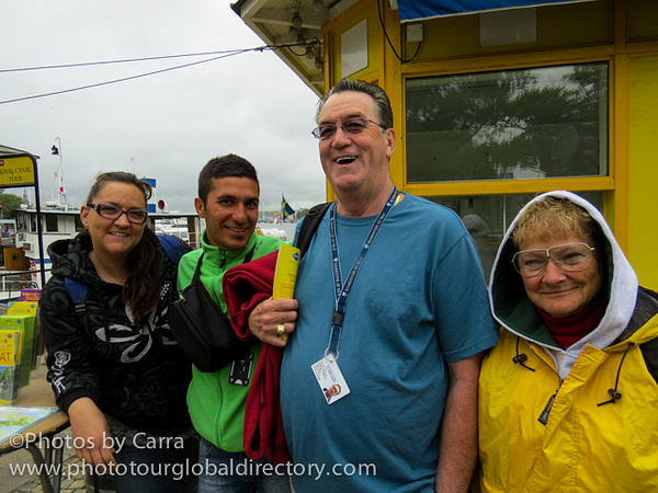 S Street Boat Ride hawker Eid 1 by Carra Riley