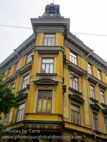 F Helsinki windows by Carra Riley