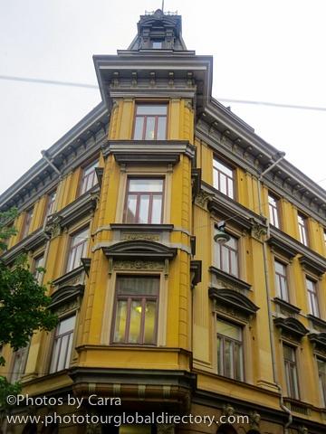 F Helsinki windows