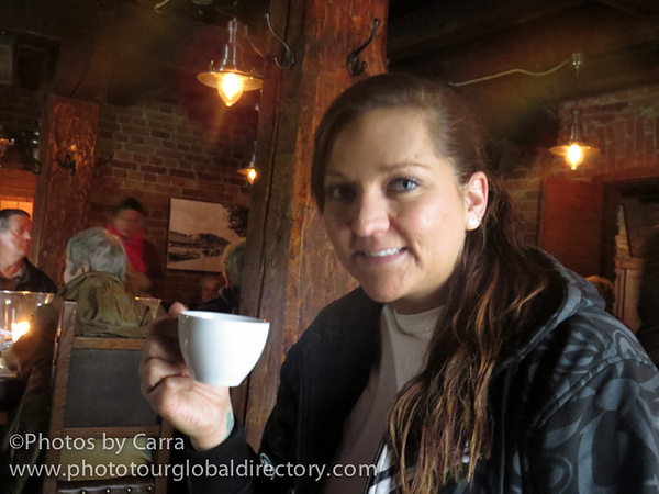 F Porvoo coffee break s by Carra Riley