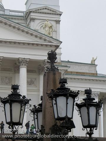 F Helsinki street light