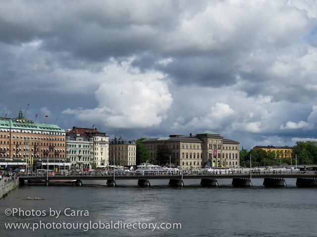 S Stockholm Sweden 14