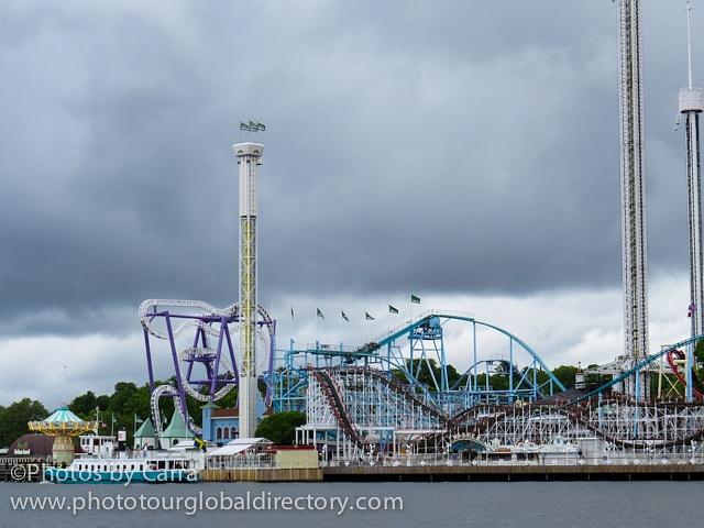 S Stockholm Sweden Amusement Park
