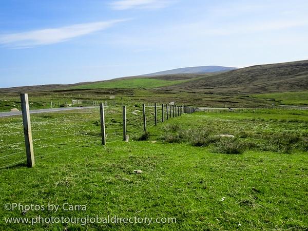 Shetland coast 14 by Carra Riley