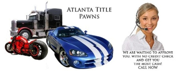 Title loans atlanta by Atlantatitlepawn