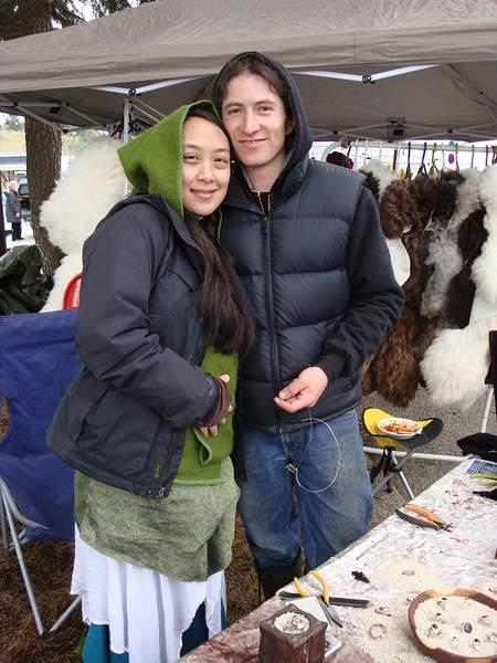 Daniel Jewelry Salt Spring Market 2010
