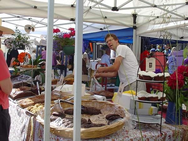 Salt Spring Market 2008