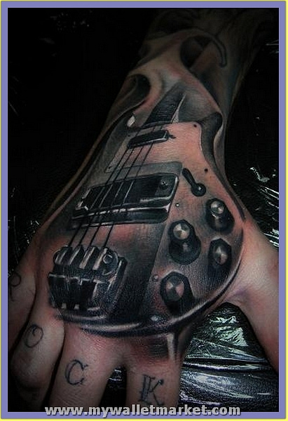 3d-tattoo-music by catherinebrightman
