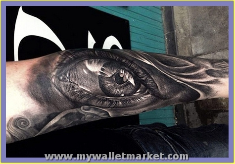 3d-eye-tattoo by catherinebrightman