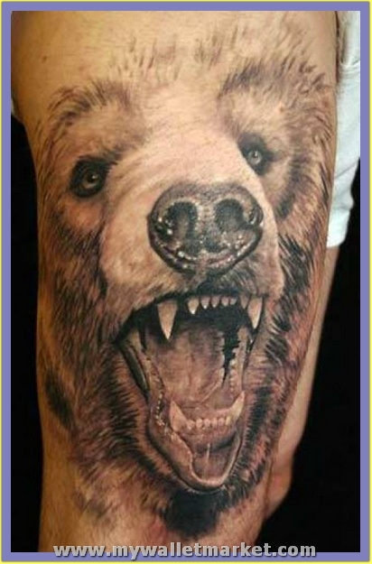 3d-tattoos-hairy-bear