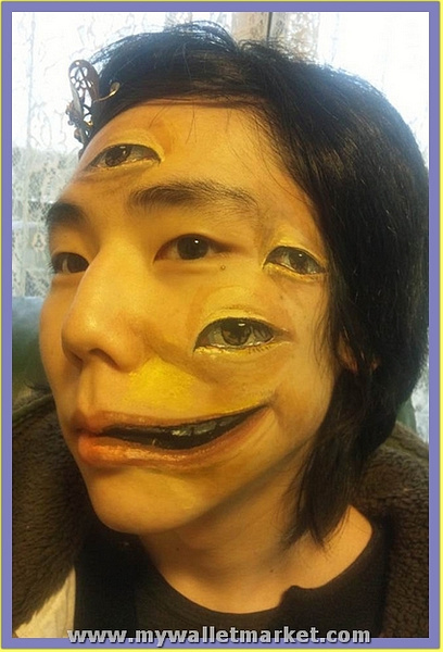 3d-tattoos-omg-crazy-tattoo-face by catherinebrightman