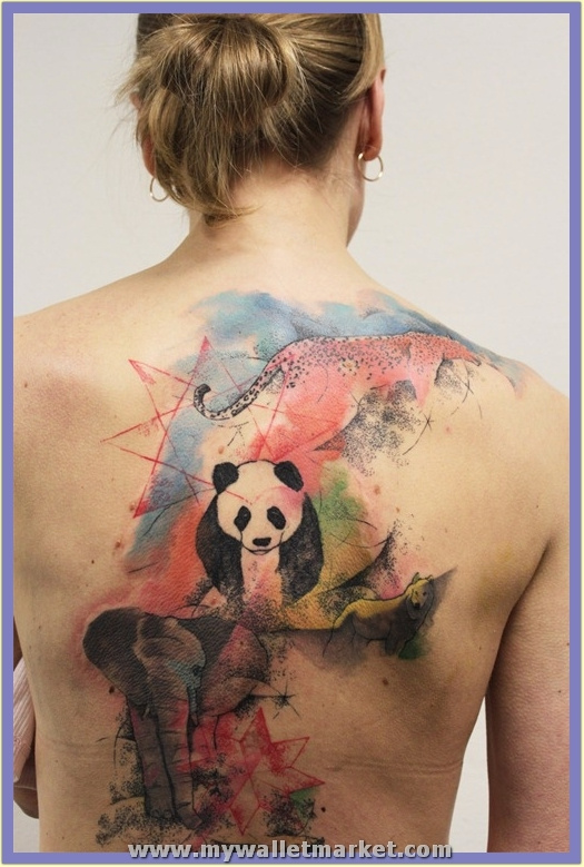 abstract-animals-back-tattoo