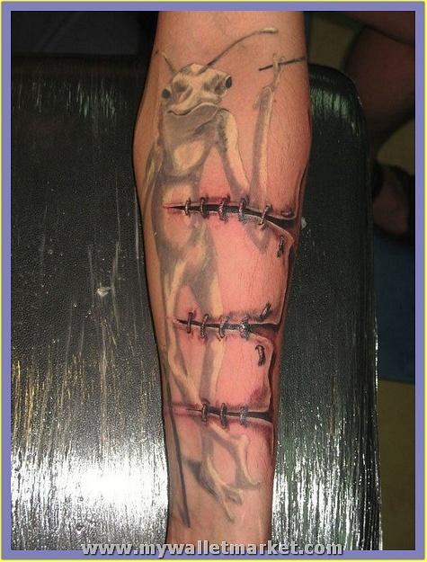 ripped-skin-stitched-cut-3d-arm-tattoo