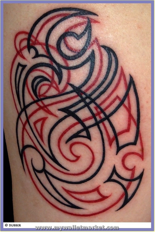 abstract-tribal-tattoo