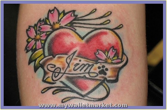 abstract-love-heart-tattoos by catherinebrightman