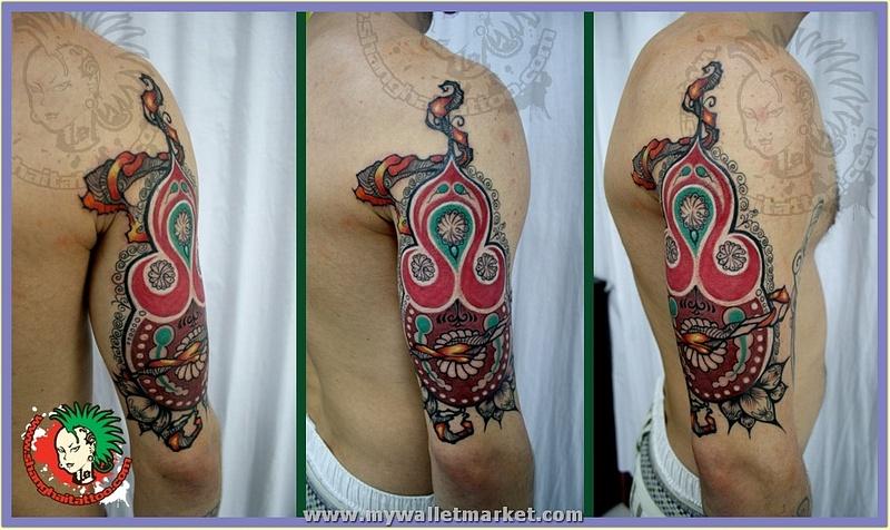 abstract-pattern-tattoo
