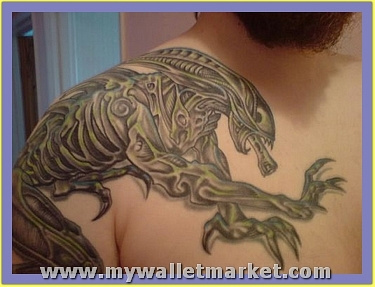 alien-tattoo-designs-and-alien-tattoo-meaning-3 by catherinebrightman