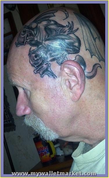 an-old-guy-with-gargoyle-tattoo-on-head