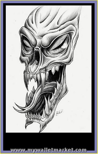 alien-skull-tatt-by-hatefueled-qn-276916