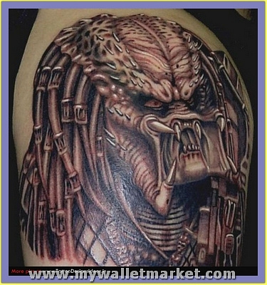 monster-and-scary-alien-tattoo by catherinebrightman