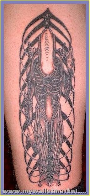 normal-alien-tattoo-design