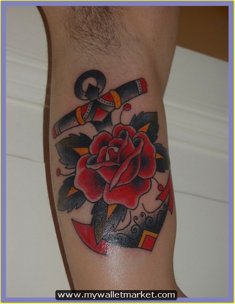2-anchor_rose_old_school_tattoo