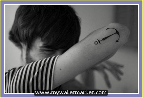 anchor-tattoo-meaning-and-designs-301 by catherinebrightman