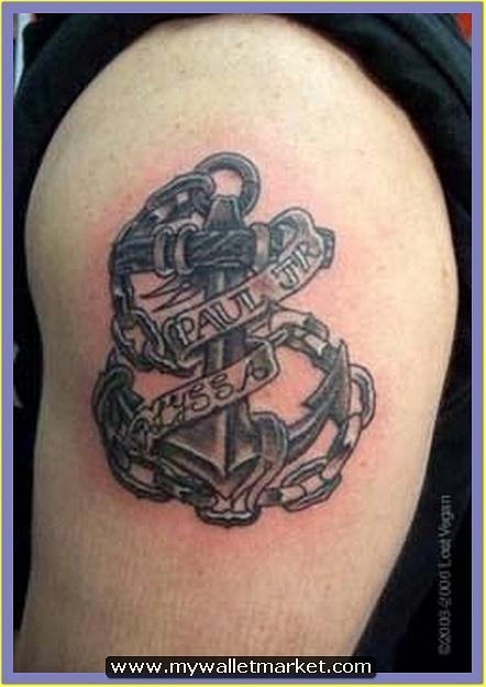 anchor-biceps-tattoo