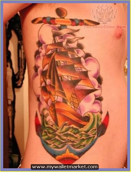 anchor-ship-tattoo-design by catherinebrightman
