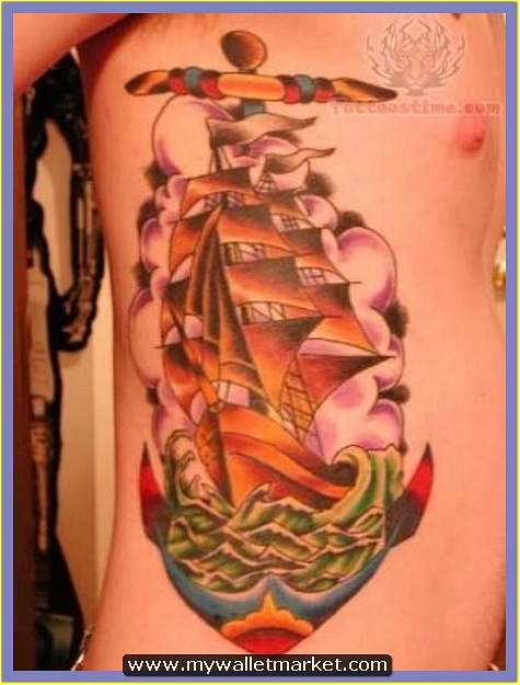 anchor-ship-tattoo-design