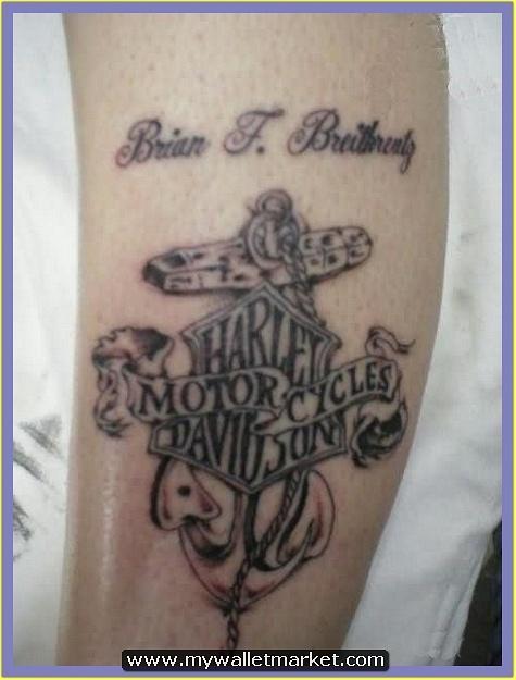 grey-ink-harley-davidson-anchor-tattoo