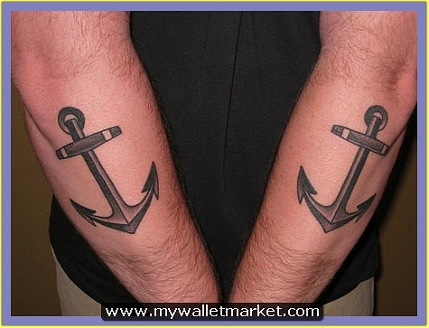 terrifying-anchor-tattoo-for-arms by catherinebrightman