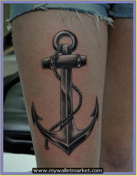 terrifying-thigh-anchor-tattoo-design by catherinebrightman