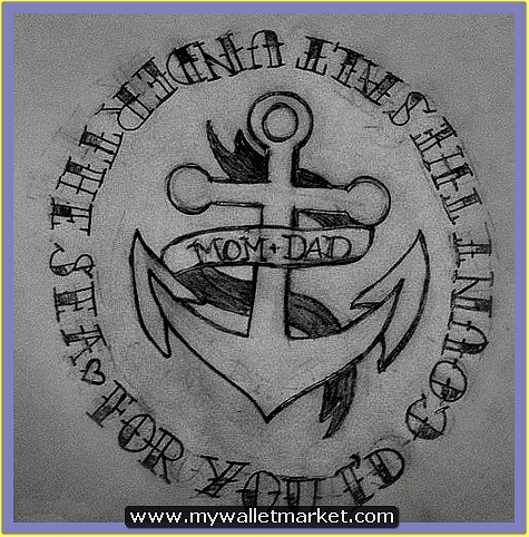 mom-dad-anchor-tattoo by catherinebrightman