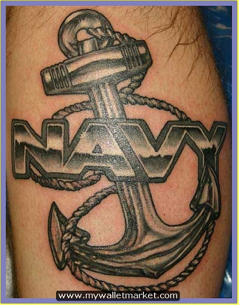 navy-anchor-tattoo by catherinebrightman