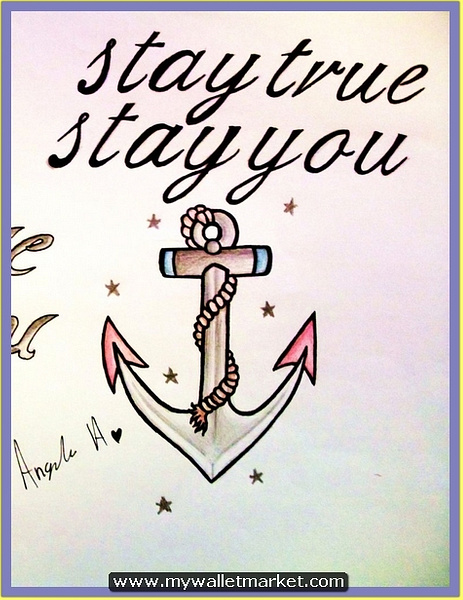stay-true-stay-you-anchor-tattoo-design by catherinebrightman