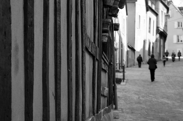PARIS & CHARTRES in B&W 2013 by Greg Vickers