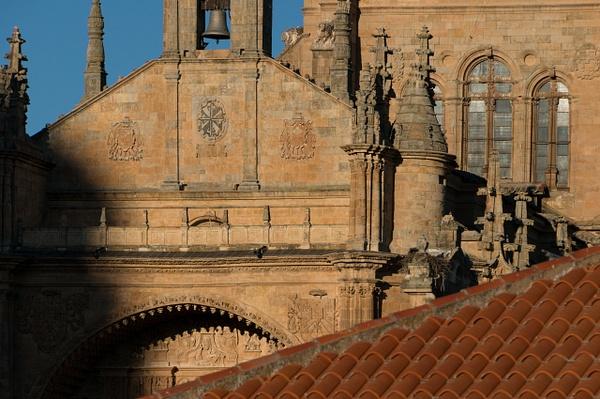 Convento de San Esteban SALAMANCA Spain 2017 by Greg Vickers by Greg Vickers