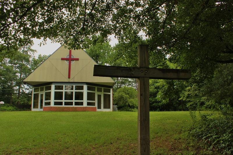 Village Christian Church. East University Drive, Auburn, Alabama.