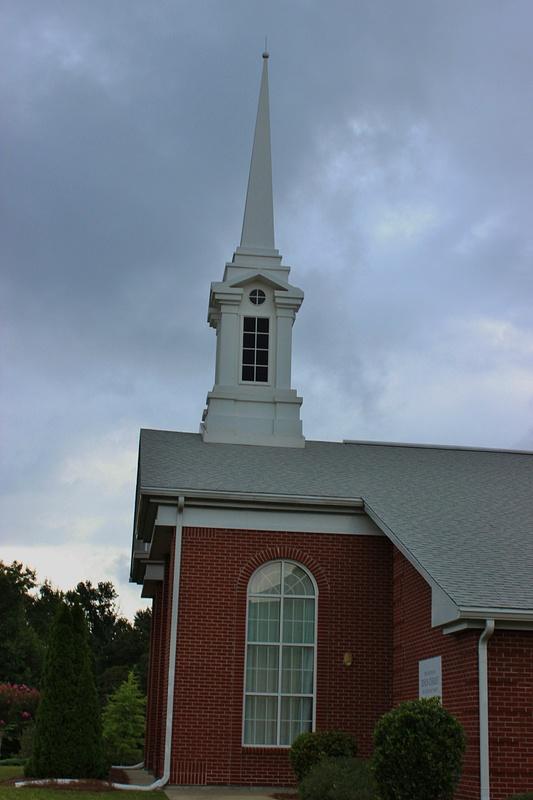 The Church of Jesus Christ of Latter-day Saints. South College Street, Auburn, Alabama.