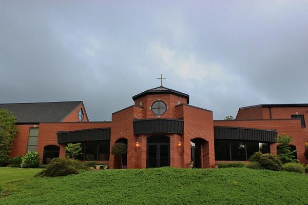 Trinity Lutheran Church. South Gay Street, Auburn, Alabama. by MartiDunaway